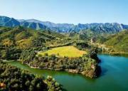 「玉渡山」偶遇高山草甸,牵手忘忧湖畔,京郊小九寨休闲游