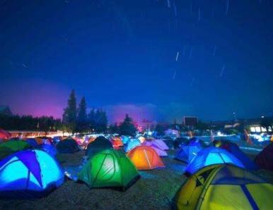 户外露营有哪些需要注意的?