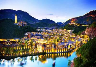 北京古北水镇好玩吗?