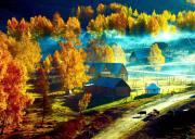 「国庆节•新疆」天堂北疆 天山天池—喀纳斯—禾木—可可托海—五彩滩—魔鬼城7日游