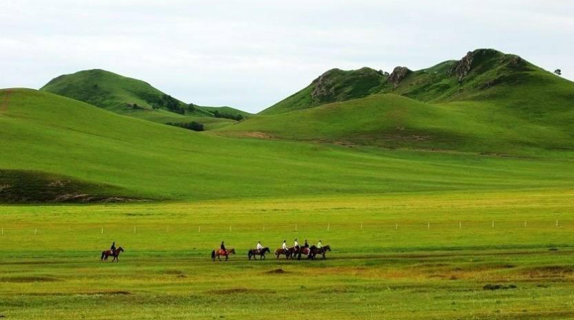 北京最近的草原
