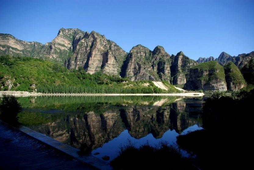北京到野三坡旅游攻略