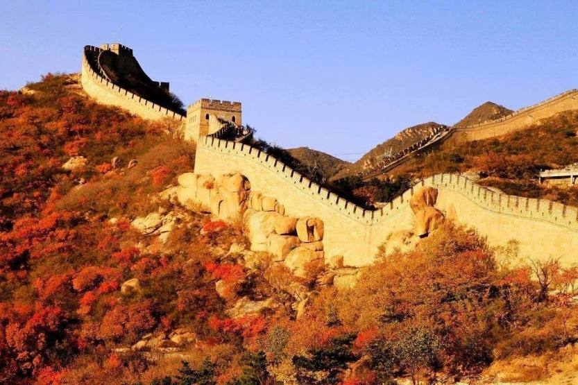 北京八达岭长城一日游攻略