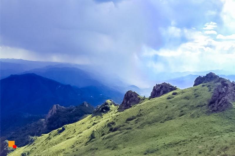 聚灵峡东灵山