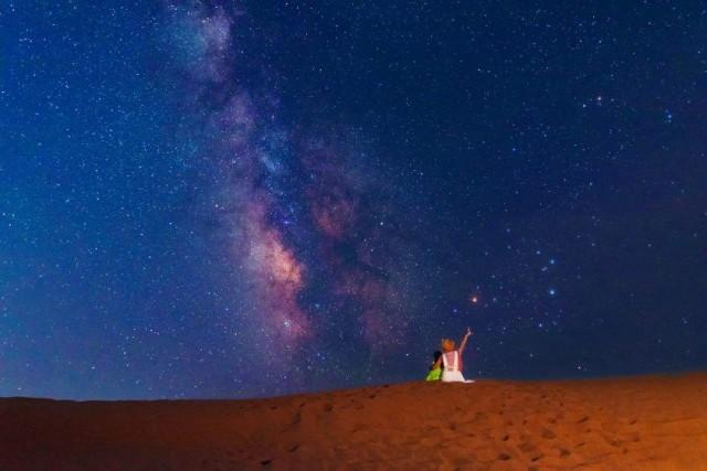 沙漠户外运动常见注意事项