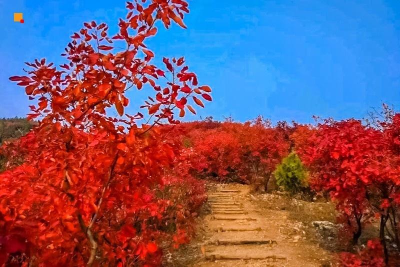 舞彩浅山滨水国家登山步道
