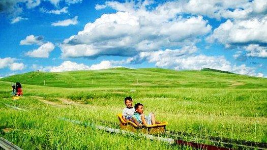国庆坝上草原旅游