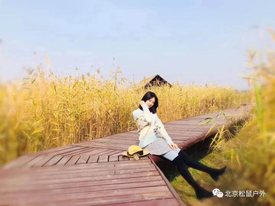 北京延庆野鸭湖一日游玩休闲摄影