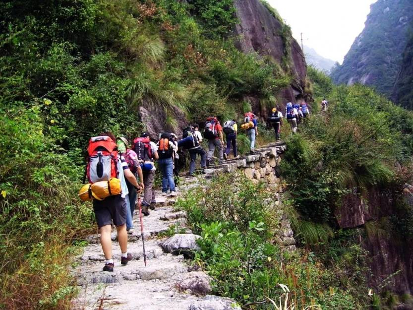 北京驴友户外线路徒步有什么技巧