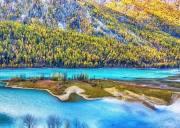 「十一•新疆」天堂北疆 天山天池—喀纳斯—禾木—可可托海—五彩滩—魔鬼城7日游