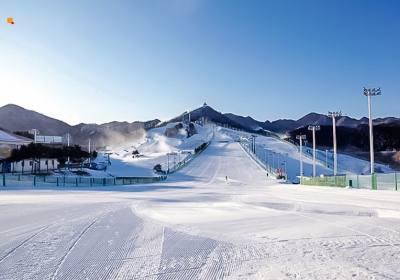 北京南山滑雪场一日滑雪攻略
