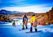 「北京滑雪」1.23/24 | 性价比最高&雪道全开,新人免费教学