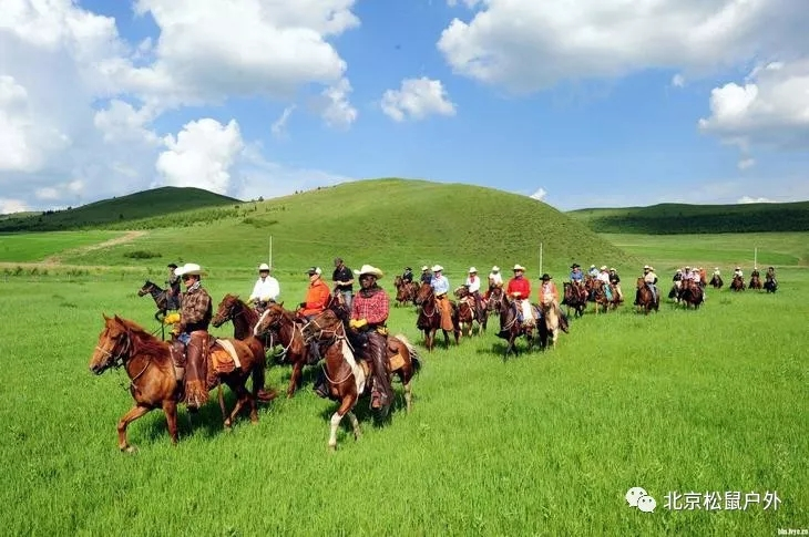 乌兰布统草原越野穿越三日