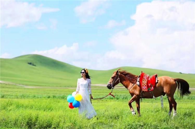 丰宁坝上草原旅游