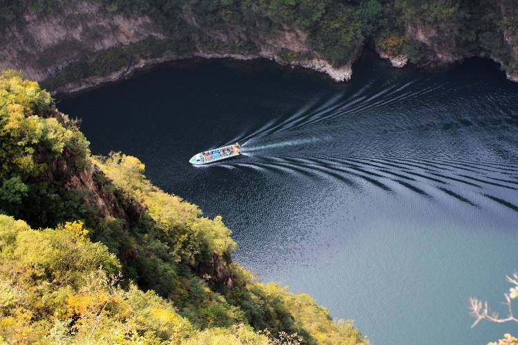 龙庆峡一日游攻略